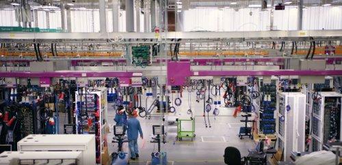 Silicon, USA - HP Enterprise: Chippewa Falls, WI