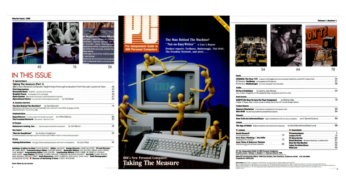 40 Years Later: Read PCMag's First Impressions of the IBM PC