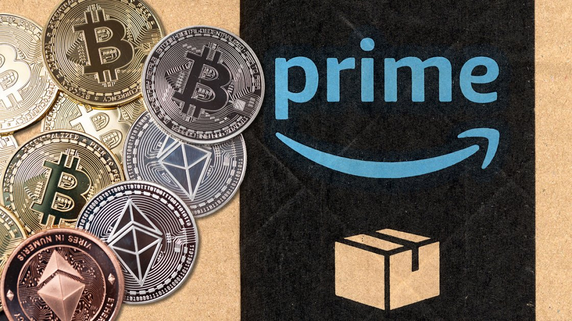 How to Pay with Cryptocurrency on Amazon Prime Day