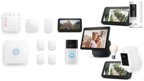 Ring Deals: Save on Ring Alarm and Ring Security Camera Bundles