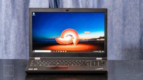 Lenovo ThinkPad P15 Review