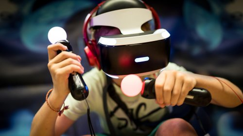 The Best VR Games for 2021