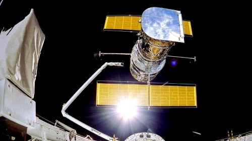 NASA Is Struggling to Restart the Hubble Telescope Payload Computer