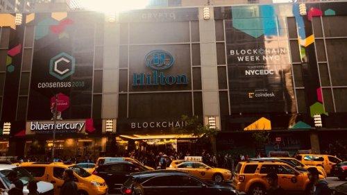 The Coolest Blockchain Startups at Consensus