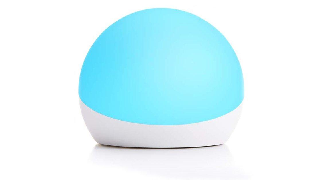 Amazon Echo Glow Review