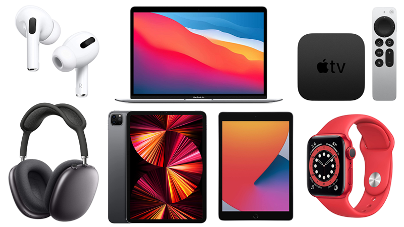 Apple Back-to-School Deals: Up to $100 Off MacBooks and iPads, Save on AirPods, More