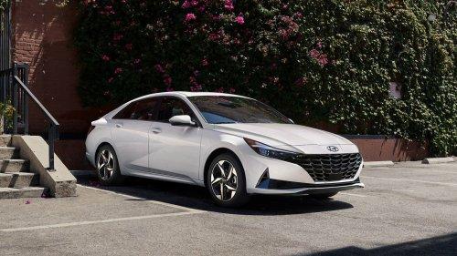 2021 Hyundai Elantra Hybrid Review