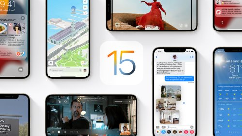 How to Upgrade Your iPhone to iOS 15