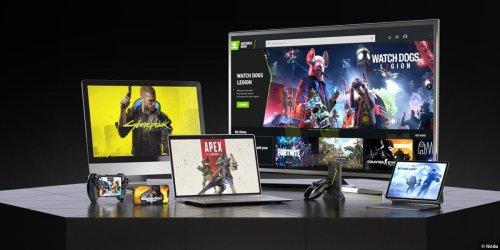 Geforce Now: PC-Spiele jetzt auf Xbox spielbar