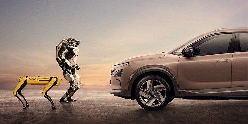 Hyundai lässt Kampfroboter zur Musik von BTS tanzen