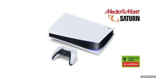 Playstation 5 ab 99 Euro mit Vodafone-Tarif