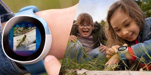 """50 Euro sparen: Smartwatch """"Neo"""" für Kinder"""