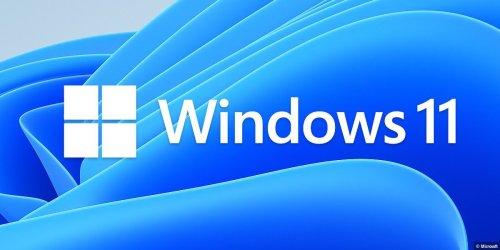 Windows 11: Die neue Taskleiste im Test