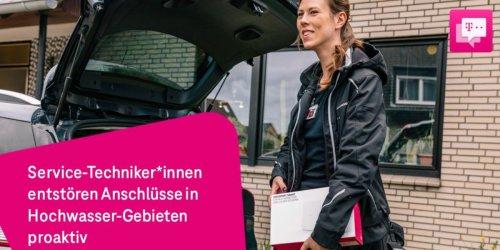 Telekom-Techniker klingeln unangekündigt: Der Grund