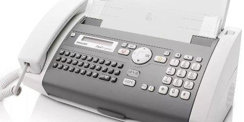 Datenschutz: Fax ist nicht DSGVO-konform