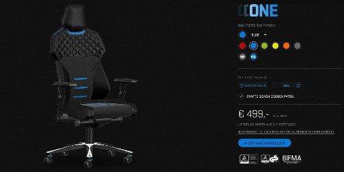 Oster-Verlosung: Gaming-Stuhl für 499 Euro gewinnen!