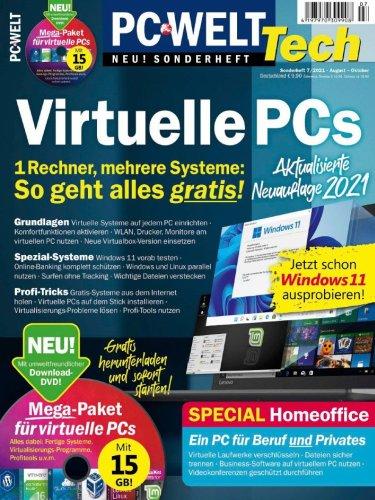 PC-WELT Sonderheft 7/2021 Virtuelle PCs