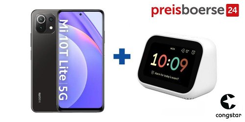 Xiaomi Mi 11 Lite + Smart Clock + Tarif zum Top-Preis