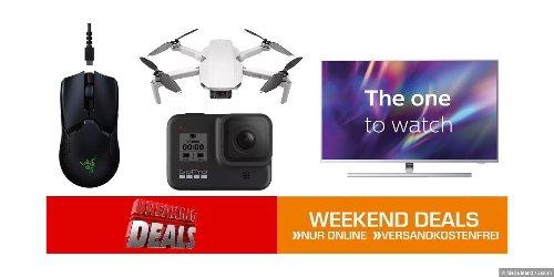Weekend-Deals: E-Scooter, Drohnen + weitere Angebote