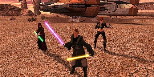 Star Wars KOTOR: Remake in Entwicklung