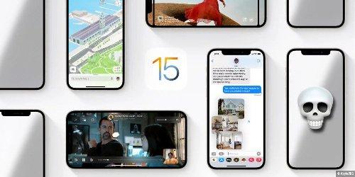 Was iOS 15 für die Zukunft von Apple bedeutet