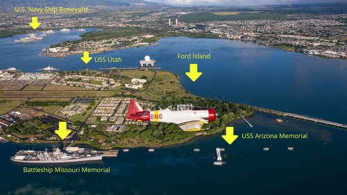 10 Interesting Facts about Pearl Harbour You Might Not Know