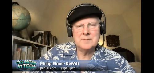 An all-Apple TWIT (video)   Philip Elmer‑DeWitt