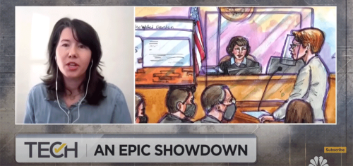CNBC on Epic vs. Apple (video) | Philip Elmer‑DeWitt