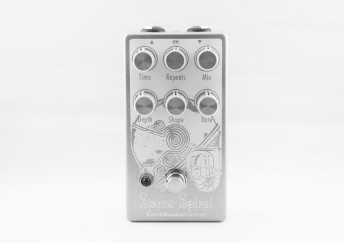 Review: Earthquaker Devices Space Spiral Modulated Delay | Pedal Authority