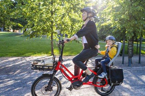 Tern HSD – enorm praktisch, dazu erstaunlich kleiner - Pedelecs und E-Bikes