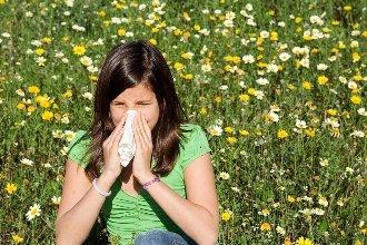 "Springtime Agonies for ""Allergy Kids"""