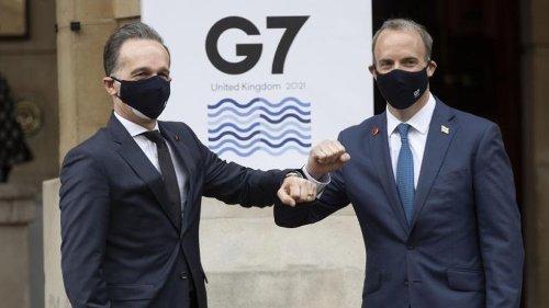 G7 wollen wachsenden Einfluss Chinas in der Welt eindämmen