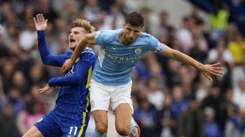 Mit Werner in der Startelf: Chelsea verliert gegen City