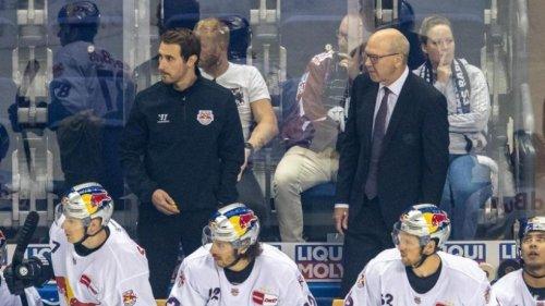 EHC Red Bull München verliert umkämpftes Duell in Augsburg