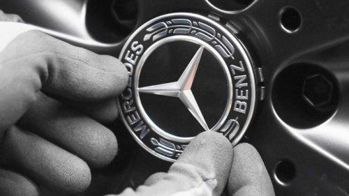 Kurzarbeit im Mercedes-Werk Rastatt wegen Chipkrise