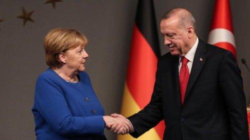 Merkel trifft Erdogan - Gespräch über Flüchtlinge geplant