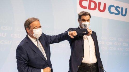 Bundestagswahl: Union zeigt mit Wahlprogramm Flagge