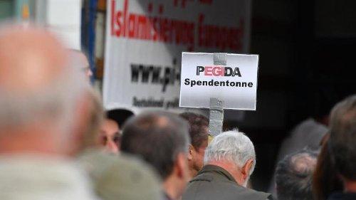 Pegida in Sachsen als extremistisch eingestuft
