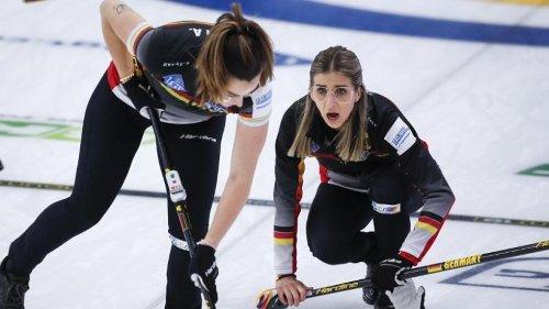 Curling-Frauen verpassen bei WM direktes Olympia-Ticket