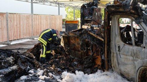 Willi Herren tot: Foodtruck ausgebrannt - Einbruch in Wohnung
