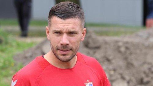 Podolski verliert bei Debüt für Górnik Zabrze