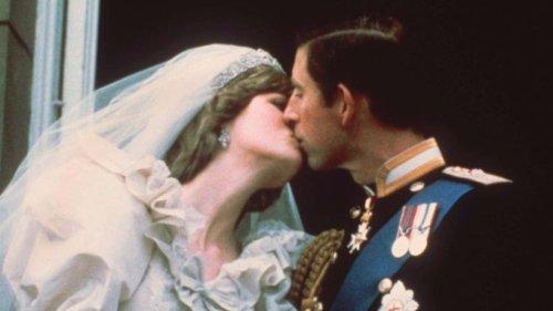 Vor 40 Jahren heirateten Charles und Diana