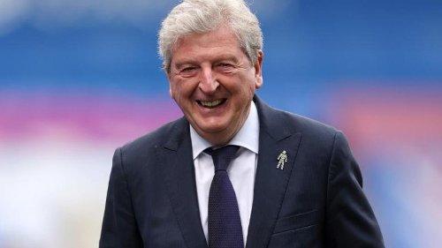 Früherer England-Trainer Hodgson hört bei Crystal auf