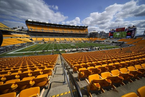Ashes spread at Heinz Field after Steelers' win under investigation