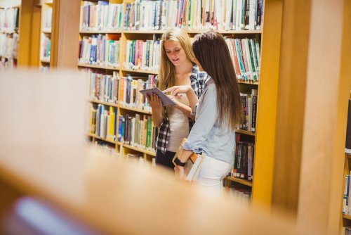 Even in the iPhone age, school librarians are a vital link to learning: