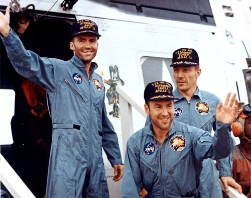 The day 'a bomb exploded … 200,000 miles from Earth': Apollo 13's successful failed mission