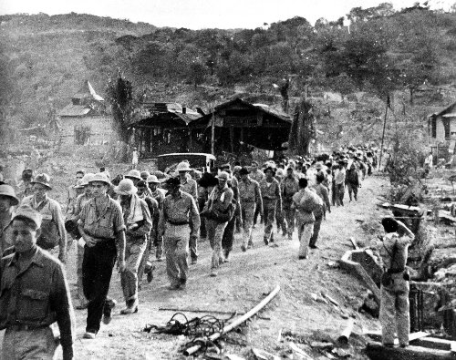 'One of the most gallant stands in U.S. history' preceded the brutal 'Bataan Death March'