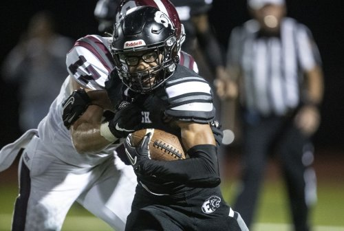Pennsylvania's top individual high school football performances for games played on Friday, Sept. 24, 2021