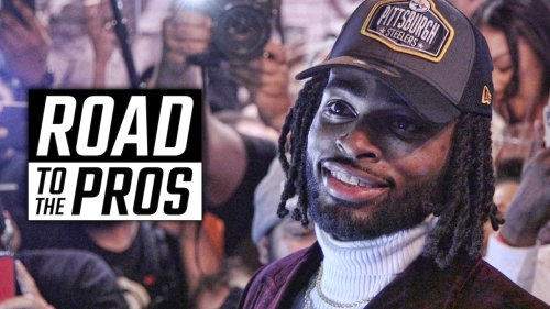 Marshawn Lynch on Najee Harris: 'Freak of nature' could be NFL Rookie of the Year