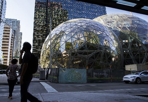 Internal documents show how Amazon pressures 6% of its office workers into leaving every year